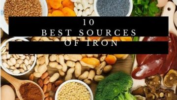 Iron - Health Benefits and Best Sources
