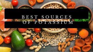 Potassium - Health Benefits